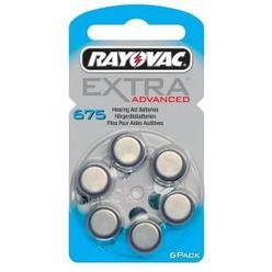 Rayovac Extra Hallókészülék Elem 675 B6