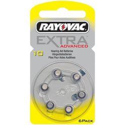 Rayovac Extra Hallókészülék Elem 10 B6