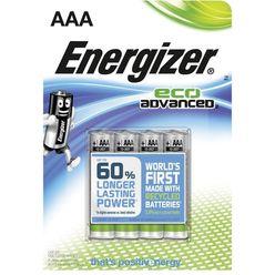 Energizer Eco Advanced Alkáli Mikro Elem AAA B4