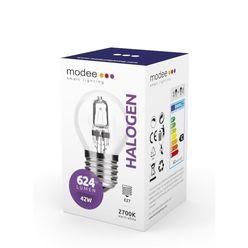 Modee Smart Lighting ECO Halogén Izzó Classic Mini 42W E27 (624 lumen)