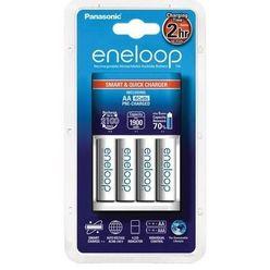 Panasonic Eneloop Akkutöltő + 4db 1900mAh AA (120min)