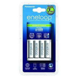 Panasonic Eneloop Akkutöltő + 4db 1900mAh AA (420min)