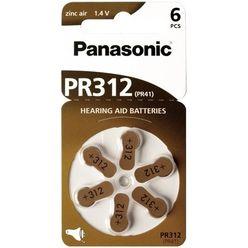 Panasonic Hallókészülék Elem PR312 B6