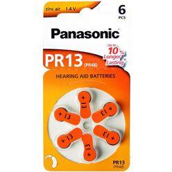 Panasonic Hallókészülék Elem PR13 B6