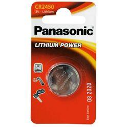 Panasonic Gombelem Lithium CR2450 B1