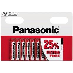 Panasonic Zinc Féltartós Mikro Elem AAA (R03RZ/10BP) B10