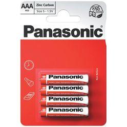 Panasonic Zinc Féltartós Mikro Elem AAA (R03RZ/4BP) B4