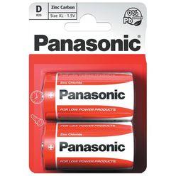 Panasonic Zinc Féltartós Góliát Elem D (R20RZ/2BP) B2