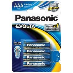 Panasonic Evolta Alkáli Elem Mikro AAA (LR03EGE/4BP) B4