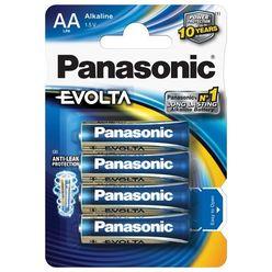 Panasonic Evolta Alkáli Elem Ceruza AA (LR6EGE/4BP) B4