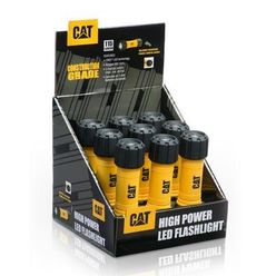 Caterpillar Elemlámpa Construction Grade (+3AAA) 9db/display (115 lumen)