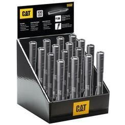 Caterpillar Elemlámpa Pocket Pen Tollámpa (+2AAA) 16db/display (100 lumen)
