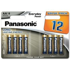 Panasonic Everyday Power Alkáli Ceruza Elem AA B12