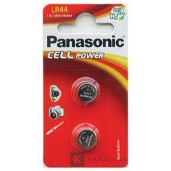 Panasonic Gombelem Alkáli AG13 / LR44 B2