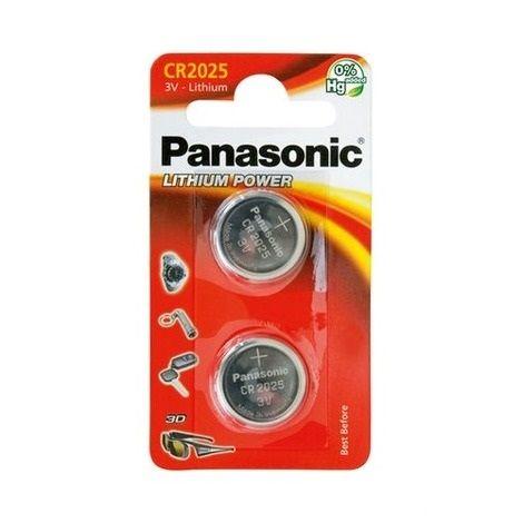 Panasonic Gombelem Lithium CR2025 B2
