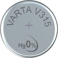 Varta Gombelem Ezüst-Oxid V315