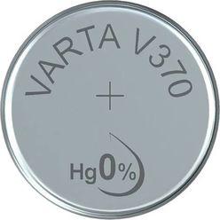 Varta Gombelem Ezüst-Oxid V370