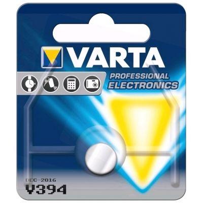Varta Gombelem Ezüst-Oxid V394