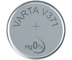 Varta Gombelem Ezüst-Oxid V371