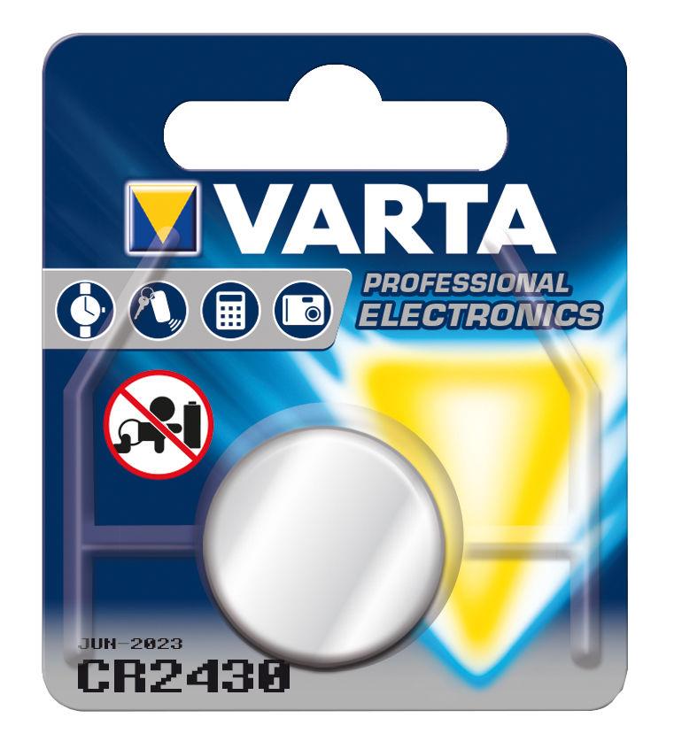 Varta Gombelem Lithium CR2430 B1