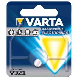 Varta Gombelem Ezüst-Oxid V321