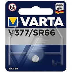 Varta Gombelem Ezüst-Oxid V377