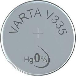 Varta Gombelem Ezüst-Oxid V335