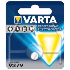 Varta Gombelem Ezüst-Oxid V379