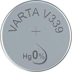 Varta Gombelem Ezüst-Oxid V339