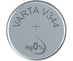 Varta Gombelem Ezüst-Oxid V344