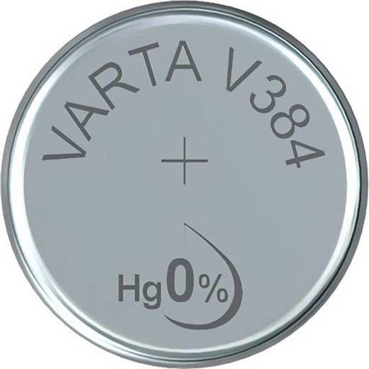 Varta Gombelem Ezüst-Oxid V384