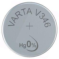 Varta Gombelem Ezüst-Oxid V346