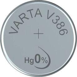 Varta Gombelem Ezüst-Oxid V386