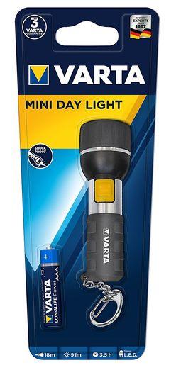 VARTA Elemlámpa Day Light Mini (+1AAA)
