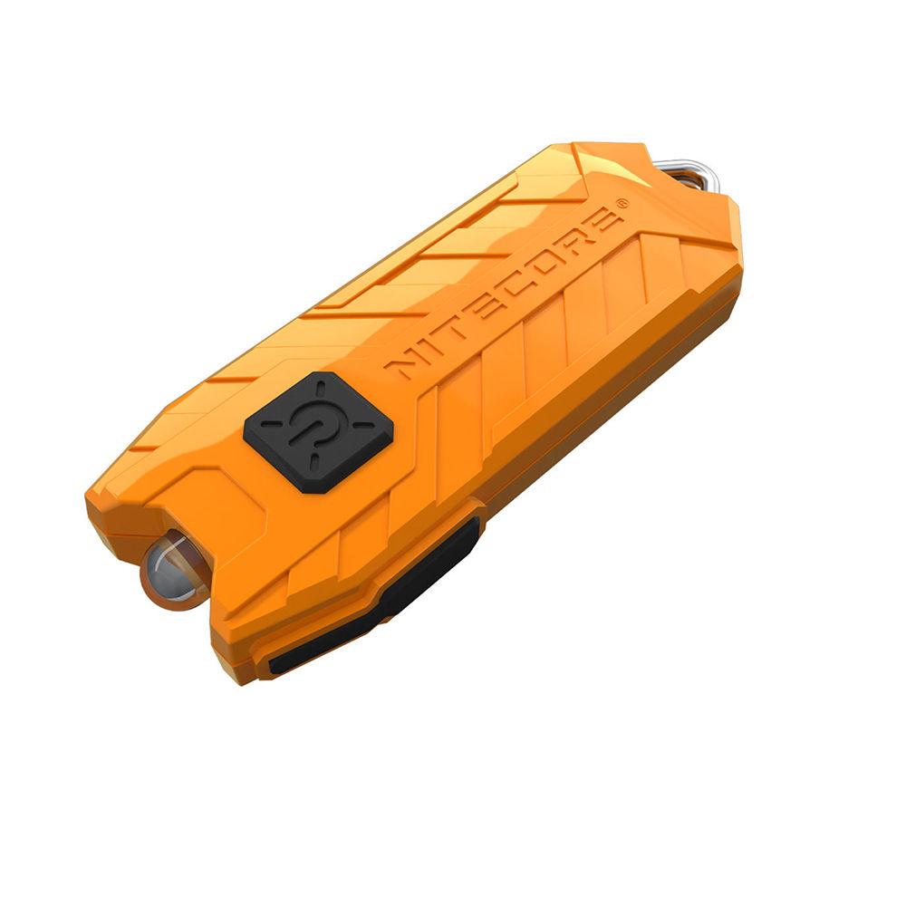 Nitecore Elemlámpa TUBE Akkumulátoros LED (45 lumen) Narancs