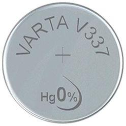 Varta Gombelem Ezüst-Oxid V337
