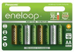 Panasonic Eneloop Akkumulátor Ceruza 1900mAh AA B8