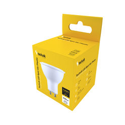 Technik LED Izzó Spot Alu-Plastic 7W GU10 100° 2700K (520 lumen)