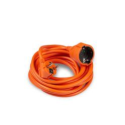 Technik Hosszabbító 1 utas 5m kábellel 3x1,5mm2 (narancs színű) 16A