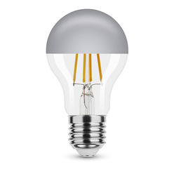 Modee Lighting LED Izzó Filament A60 Silver Top 4W E27 320° 2700K