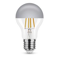 Modee Smart Lighting LED Izzó Filament A60 Silver Top 4W E27 320° 4000K