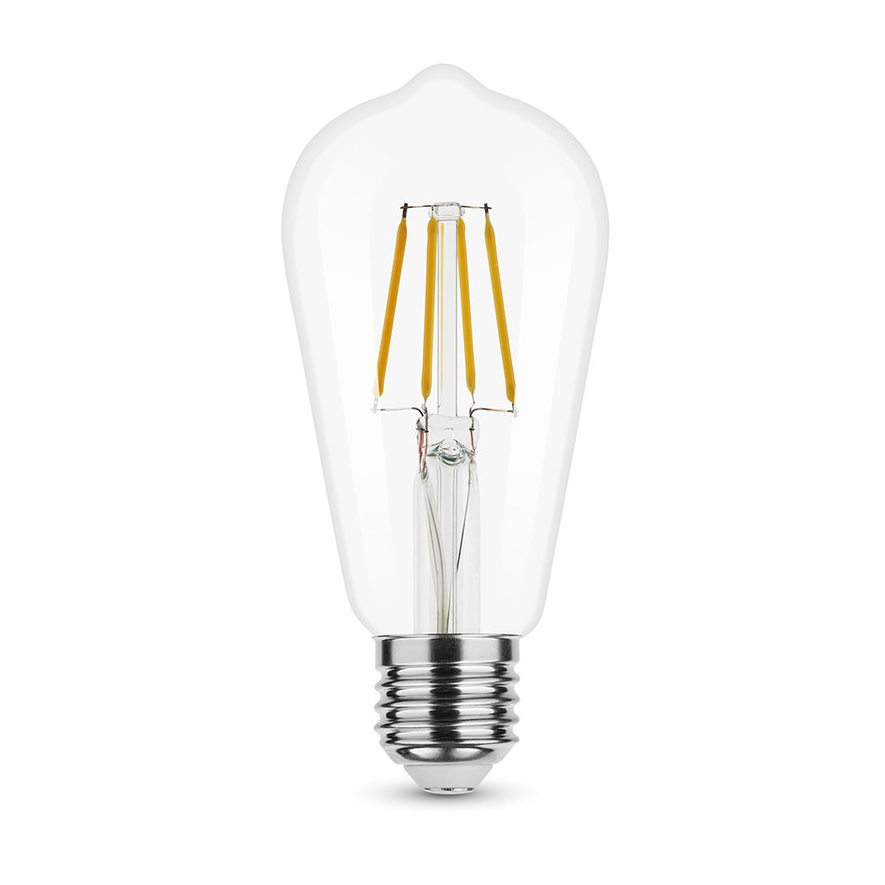 Modee Lighting LED Izzó Filament ST58 4W E27 360° 4000K (430 lumen)