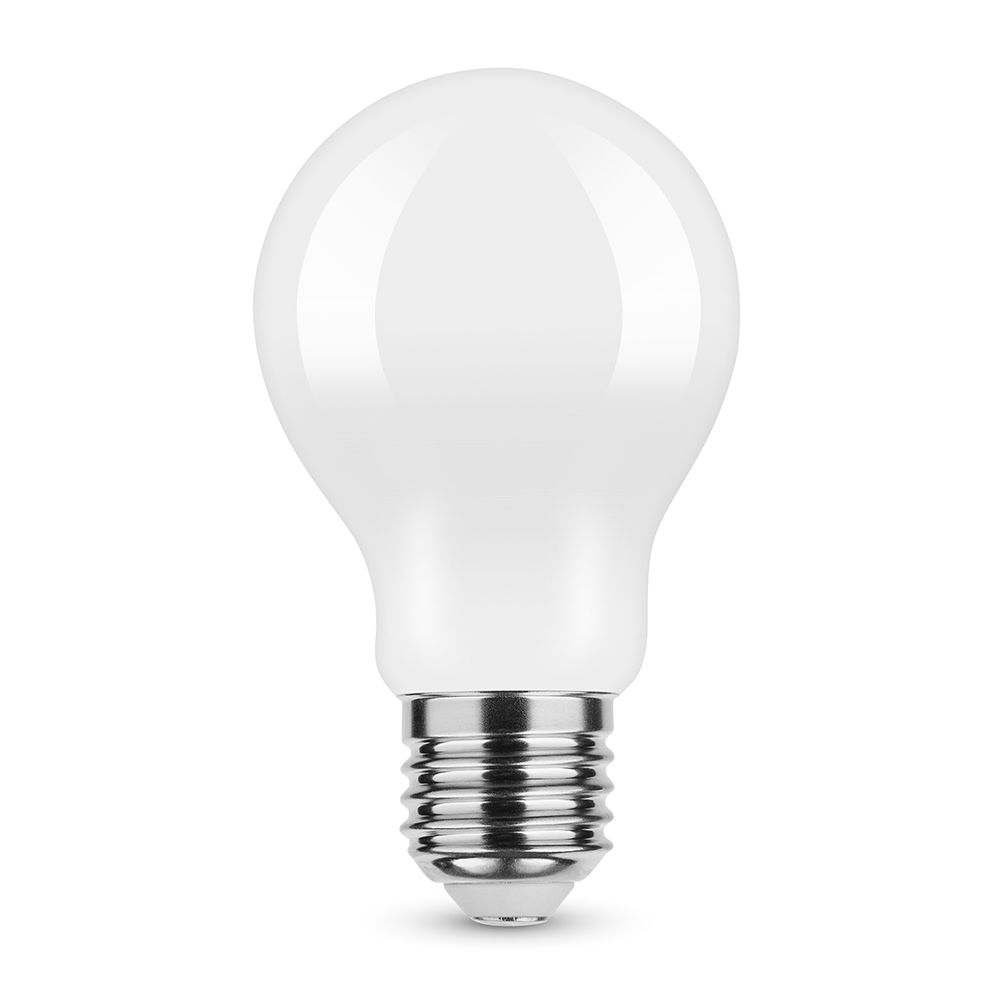 Modee Lighting LED Izzó Filament Milky A60 6W E27 360° 2700K (600 lumen)