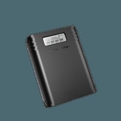 Nitecore Kellék Akkumulátor Töltő F4 + Power Bank