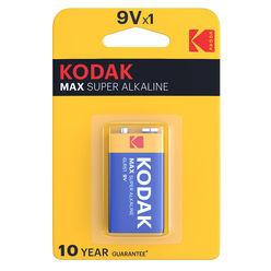 Kodak Max Alkáli Elem 9V B1