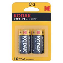 Kodak Xtralife Alkáli Baby Elem C (1,5V) B2