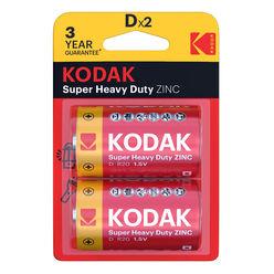 Kodak Extra Zinc Féltartós Góliát Elem D (1,5V) B2