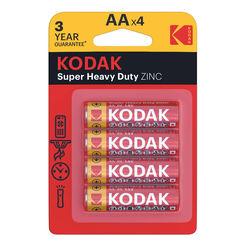 Kodak Extra Zinc Féltartós Ceruza Elem AA (1,5V) B4