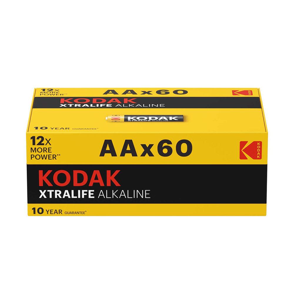 Kodak Xtralife Alkáli Ceruza Elem AA (1,5V) P10 (shrink)
