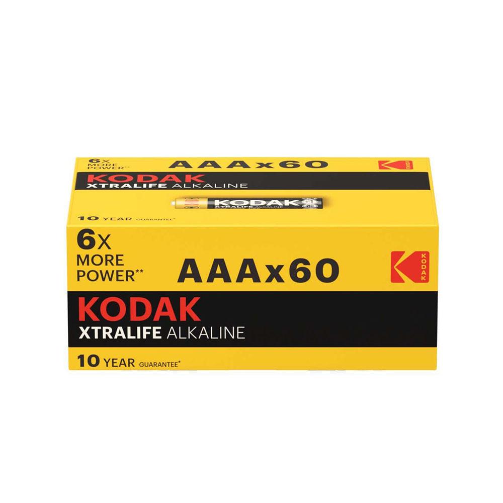 Kodak Xtralife Alkáli Mikro Elem AAA (1,5V) P10 (shrink)